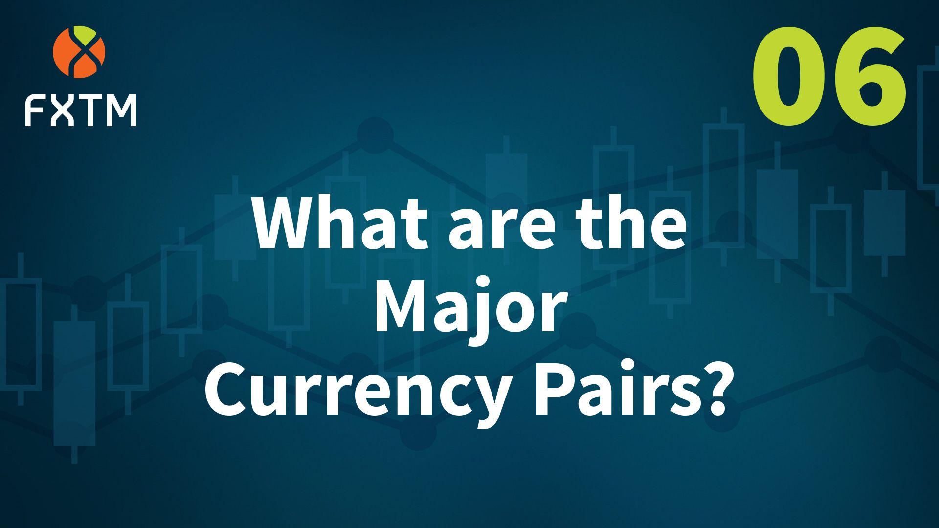 "What are the ""Major"" trading currency pairs?"