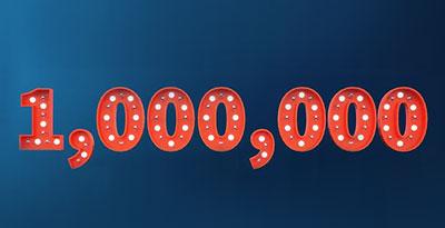 FXTM vượt mốc 1.000.000 tài khoản được đăng ký