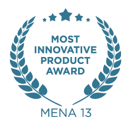 2013 Most Innovative Product MENA 13 award