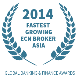 Fastest Growing ECN Broker Asia