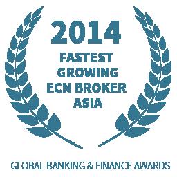 아시아 최고속 성장 ECN 브로커