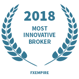 2018 Most Innovative Broker award