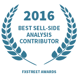2016 Best Sell-Side Analysis Contributor award