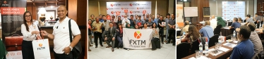 FXTMPartners seminar in Bandung gets great results