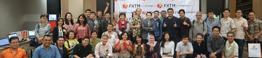 FXTMPartners sponsors successful trading seminar in Jakarta