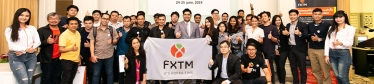FXTMPartners Sponsor Technical Analysis Workshop in Bangkok