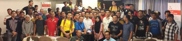 FXTMPartners Seminar in Ipoh Exceeds Turnout Expectation
