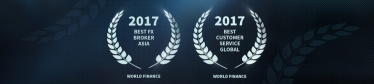 FXTM Receives Prestigious Awards from World Finance Magazine.